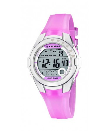 Montre CALYPSO ENFANT Digitale Bracelet VI BT BL