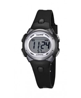 Montre CALYPSO Femme Digitale Bracelet NO/GR BT GR