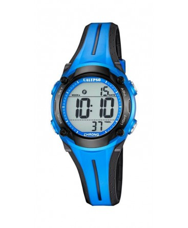 Montre CALYPSO ENF Digitale Bracelet AZ-NO BT NO