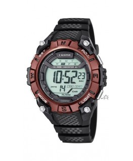 Montre CALYPSO Homme Digitale CA Noir BT NO-MAF