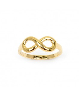 BAGUE PL-OR INFINITY