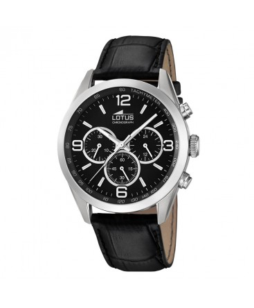 Montre LOTUS Homme CHRONO C.NO Fond NOIR