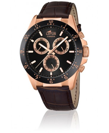 Montre LOTUS Homme CHRONO C.MA BTE CV-NO-N