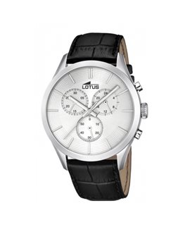MONTRE LOTUS HOMME CHRONO BRC NO FD BL