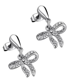 Boucles Pendantes LOTUS Noeud