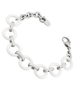 Bracelet LOTUS Dame Acier Cuivré