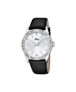 MONTRE LOTUS DAME BRC NO FD BL