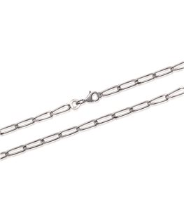 CHAINE ARGENT CHEVAL 2-5MM