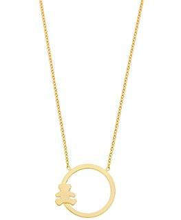 COLLIER OR 375-000 CERCLE OURS LULUCASTA