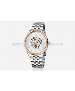 Montre Homme EYKI Automatique Bracelet Metal Cadran Blanc