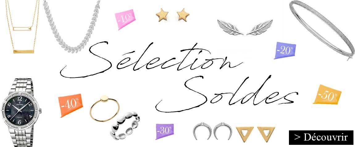 Soldes bijoux selection