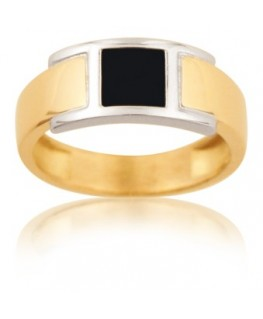 CHEVALIERE ONYX OR