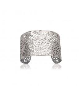 Bracelet femme Acier Jonc métal