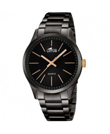 Montre Homme LOTUS AVC Noir Fond NO/IN RS