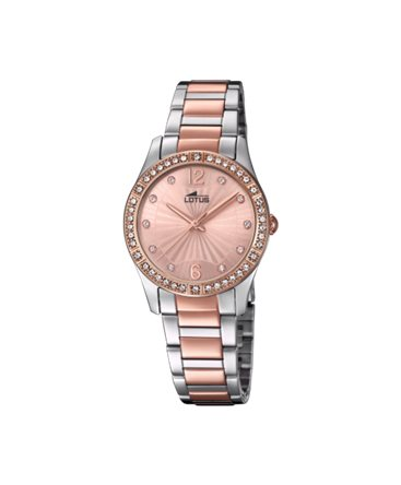 MONTRE DAME LOTUS BRC BICOLORE CAD RS