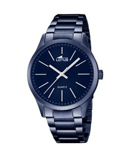 MONTRE HOMME LOTUS AC AZ FD AZ-IN AG