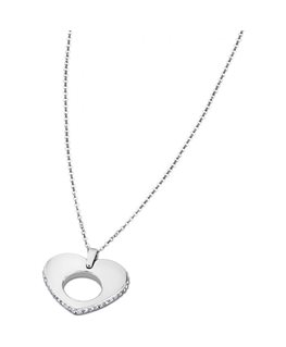 Collier LOTUS Dame Style Coeur