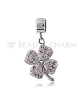 BEAUTY CHARMS ARGENT TREFLE STASS