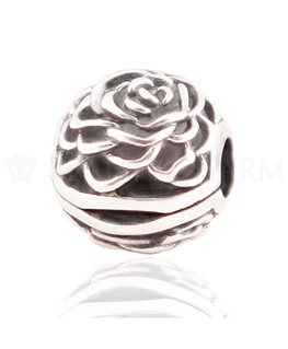 BEAUTY CHARMS ARGENT BOULE