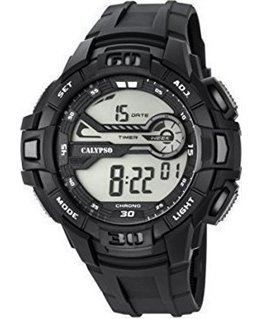 MONTRE CALYPSO HOM DIGITAL NOIR