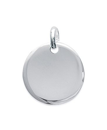 MEDAILLE ARGENT RONDE