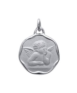 MEDAILLE ARGENT ANGE