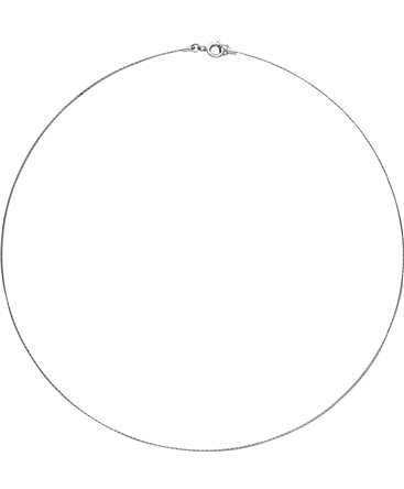 5d81c6985 Collier Or Gris 750-000 Cable