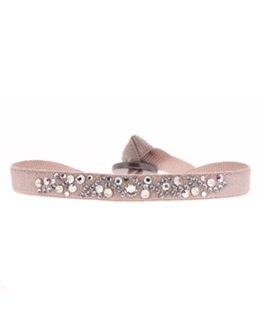 Bracelet Les Interchangeables Galaxy Rose 01 Cristaux Swarovski®