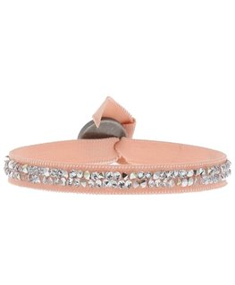 Bracelet Les Interchangeables Fine Rocks Rose Cristaux Swarovski®