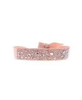 Bracelet Les Interchangeables Cristal Medley Rose Cristaux Swarovski®