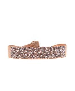 Bracelet Les Interchangeables Cristal Medley Orange Cristaux Swarovski®