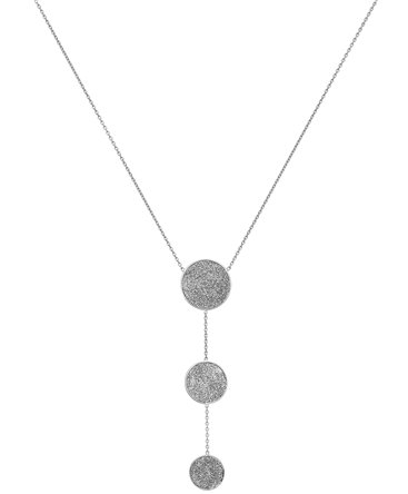 COLLIER OR GRIS MULTI CHAINES 375-000