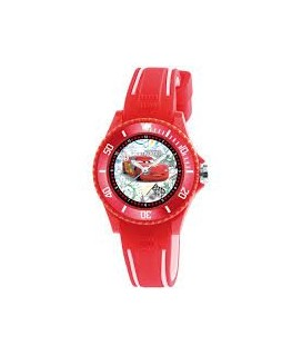 MONTRE ENFANT DISNEY AM-PM CARS ROUGE