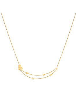 COLLIER ORJ 375-000 ETOILE OURS LULUCAST