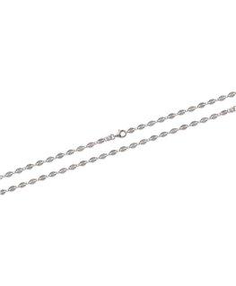 Bracelet Maille Design Argent