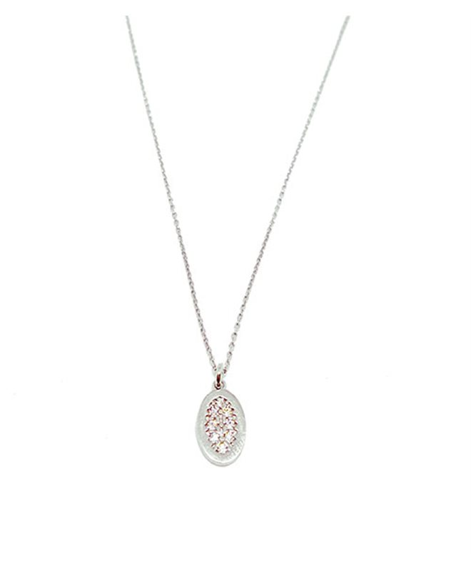 Collier Ovale Ovale Collier Argent Oz Argent Argent Oz Pendentif Pendentif Collier Pendentif Ovale qzSUVMpG