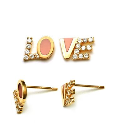 BOUCLES OR OZ LOVE