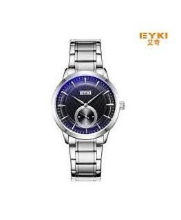 Montre Homme EYKI Métal Cadran Fond Bleu