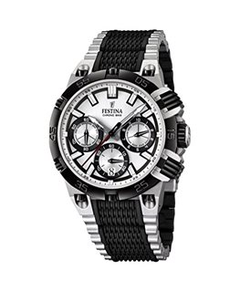 MONTRE FESTINA CHRONO ACIER NO FD BL-NO