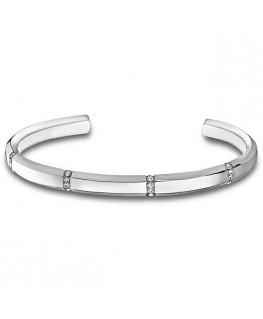 Bracelet Jonc LOTUS Style Bliss Femme Acier