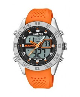 MONTRE CALYPSO HOMME DIGITAL BRC OG BT N