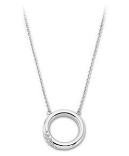 COLLIER LOTUS FEMME ROND
