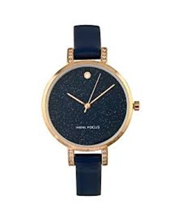 MONTRE DAME MINI FOCUS DORE CUIR NO C-NO