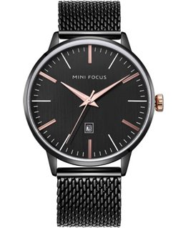 MONTRE HOMME MINI FOCUS METAL NO C-NO