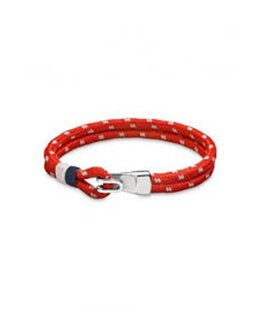 Bracelet Lotus Homme Orange