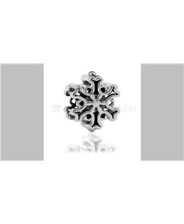 BEAUTY CHARMS Argent Flocon Neige