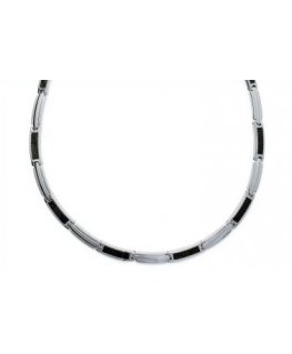 COLLIER ACIET CARBONNE