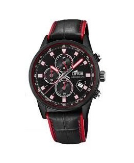 MONTRE LOTUS HOM-CHRONO CUIR NO FD NO-RG