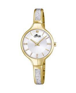 MONTRE LOTUS DAME DOREE FD AG