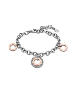 BRACELET LOTUS STYLE DAME AC+DO RO